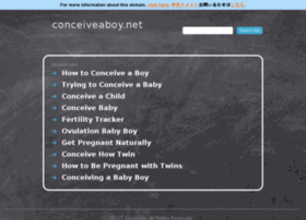 conceiveaboy.net
