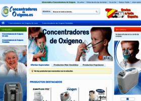 concentradordeoxigeno.es