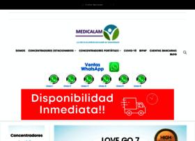 concentradoresdeoxigeno.com.mx