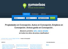 concepcion-region-del-biobio.sumavisos.cl