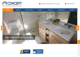 conceptbathrooms.com.au
