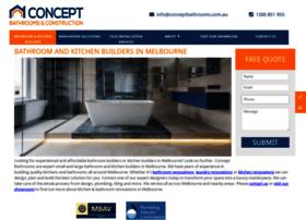 conceptbathrooms.com.au