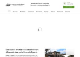 conceptconcrete.com.au