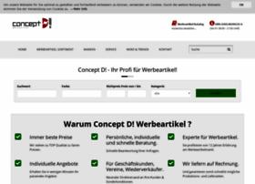 conceptd-werbeartikel.de