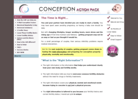 conceptionactionpack.com