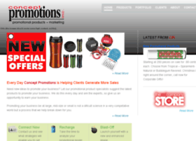 conceptpromotionsinc.com