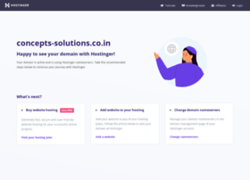 concepts-solutions.co.in