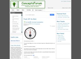 conceptsforum.com