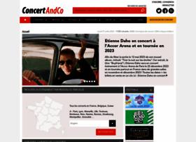 concertandco.com