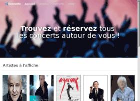 concerts.fr