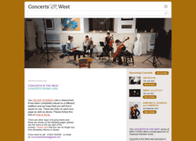 concertsinthewest.org
