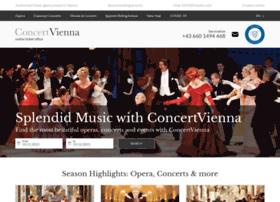 concertvienna.com