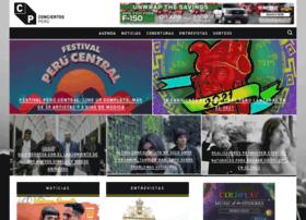 conciertosperu.com.pe