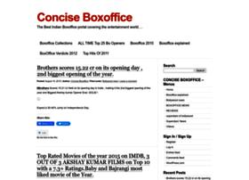conciseboxoffice.wordpress.com