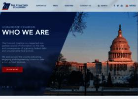 concordcoalition.org