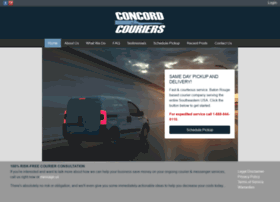 concordcouriers.com