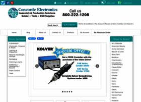 concorde-electronics.com