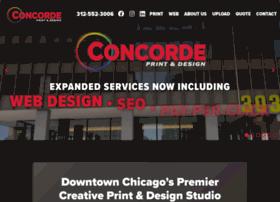 concordeprint.net