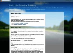 concordiaclassicalacademy.blogspot.com