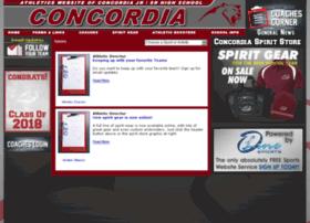 concordiacougarsports.olinesports.com