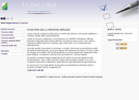 concorsi.regione.abruzzo.it