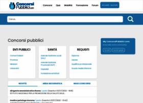 concorsipubblici.com