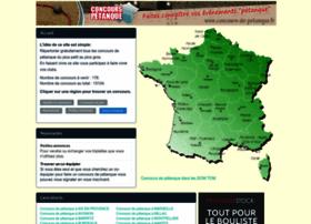 concours-de-petanque.fr
