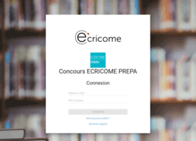 concours-ecricome.org