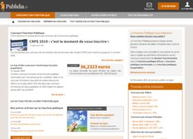 concours-fonction-publique.publidia.fr
