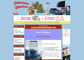 concours-reponses.com