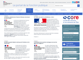concours.fonction-publique.gouv.fr