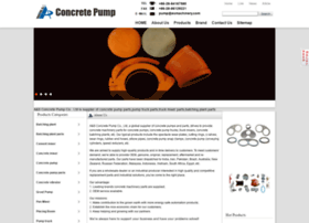 concrete-pump-parts.net