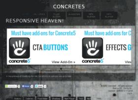 concrete5.55webdesign.co.uk