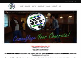 concretecamouflage.com