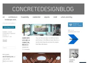 concretedesignblog.com