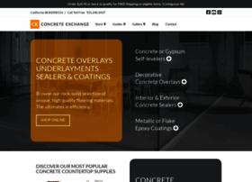 concreteexchange.com