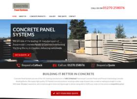 concretepanelsystems.co.uk
