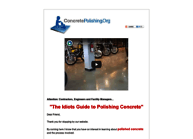 concretepolishing.org