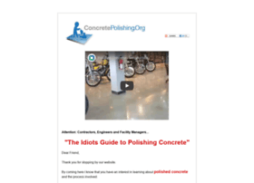 concretepolishing.org