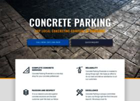 concretepparking.org