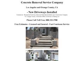 concreteremovalservice.com