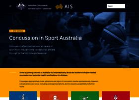 concussioninsport.gov.au