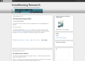 conditioningresearch.blogspot.com