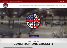 conditiononecrossfit.com