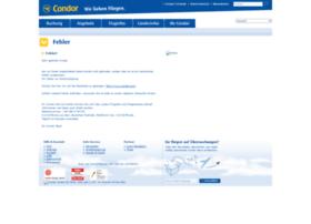 condor-flug.com