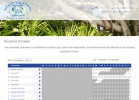 condorentals.sanibelislandvacations.com