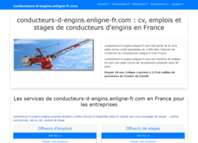 conducteurs-d-engins.enligne-fr.com