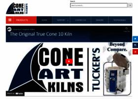 coneartkilns.com