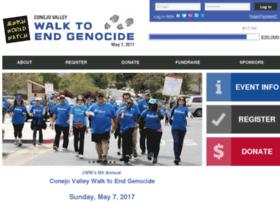 conejovalley.walktoendgenocide.org