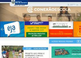 conexaoaluno.rj.gov.br